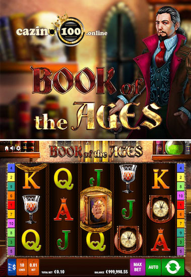 игра Book of The Ages