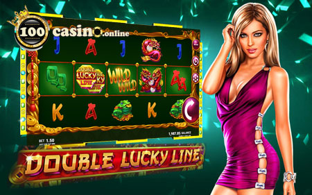слот Double Lucky Line
